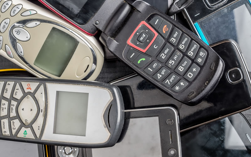 get paid to recycle mobiles