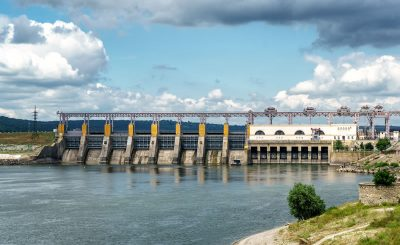 how hydroelectricity work