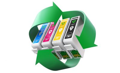 Recycling ink cartridges