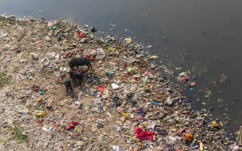 the most polluted rivers