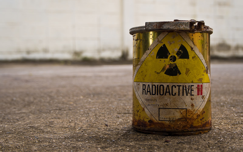 why is nuclear waste dangerous