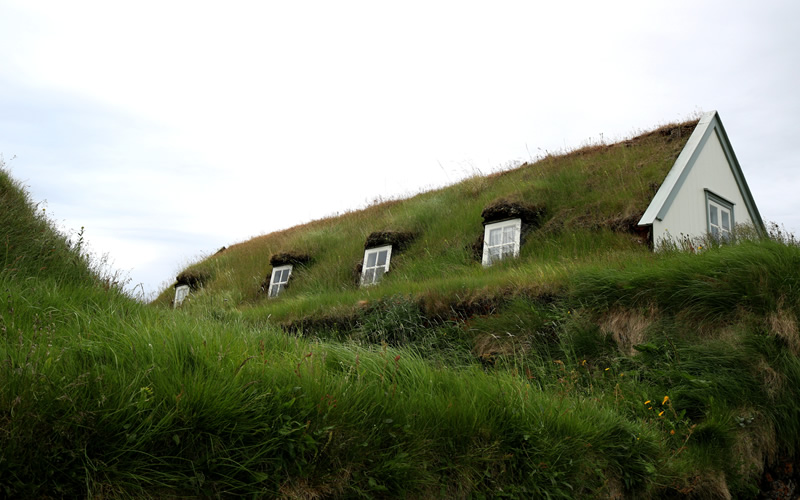 Green roofs benefits