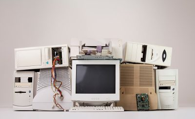 What to Do With Old Electronics