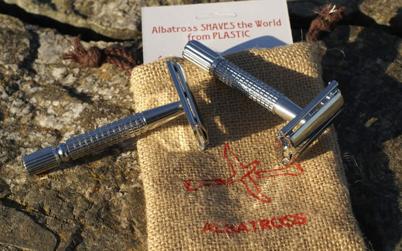 Albatross SHAVES the World from Plastic