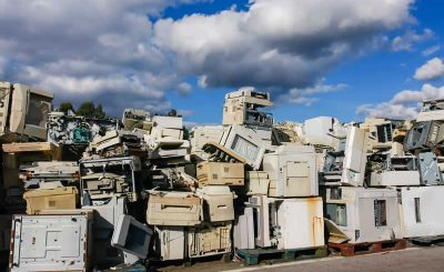Where to Recycle Electronics