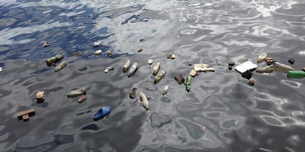 Household marine litter