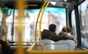Environmental benefits of public transportation