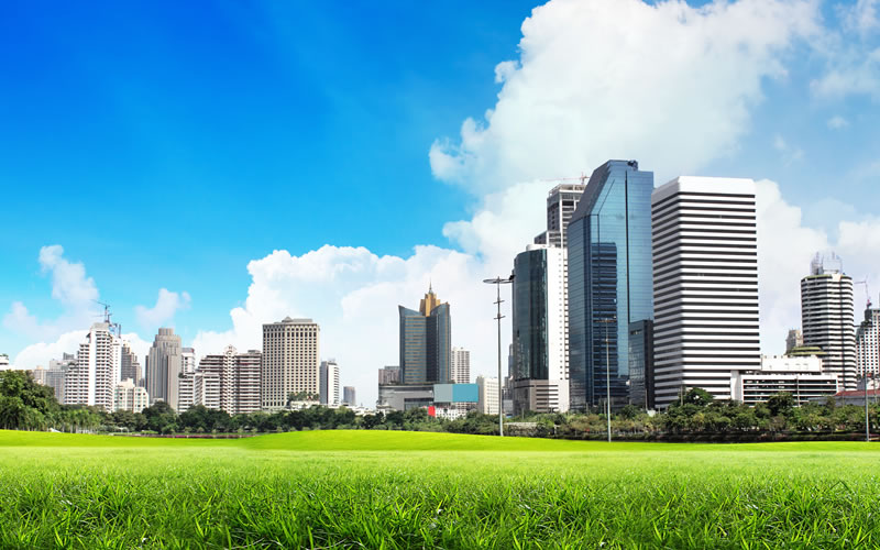 Cities as a key to tackling climate change