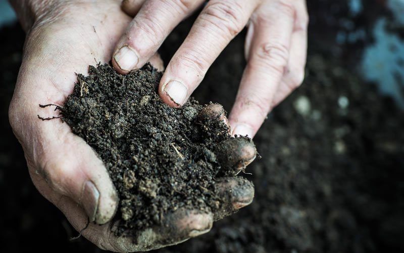 Easy methods of soil conservation