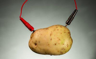 Produce Electricity From A Potato