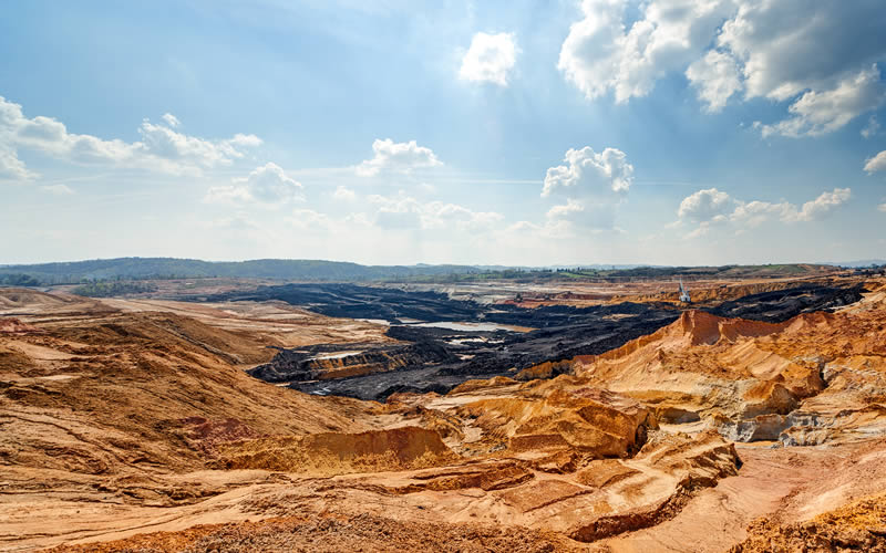 The environmental impacts of mining fossil fuels