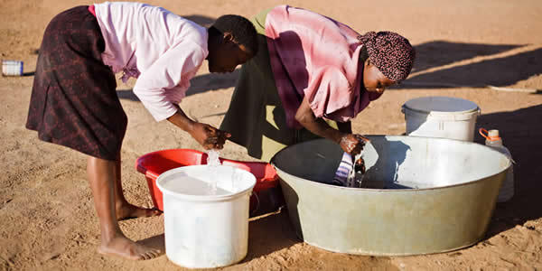 Sanitation issues in East Africa