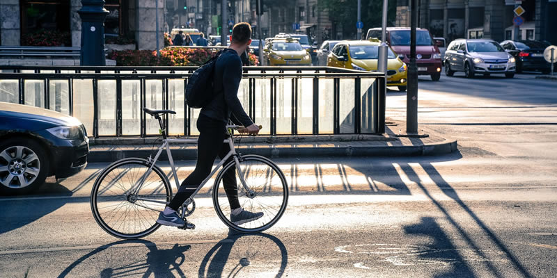 Biking Could Change the Very Fabric of American Society