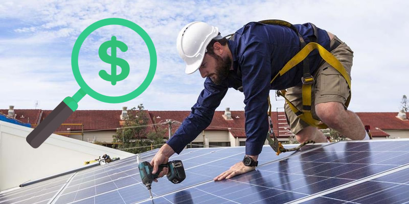 Solar Panels Installation Costs
