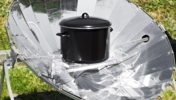 Solar Powered Cooker