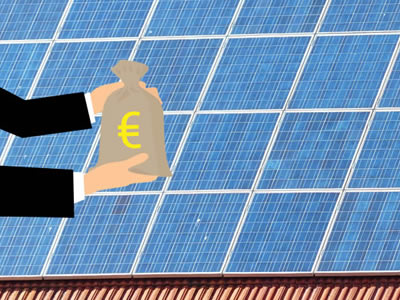 Getting solar panels now helps save money on energy.