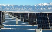 How well do solar panels work in the winter