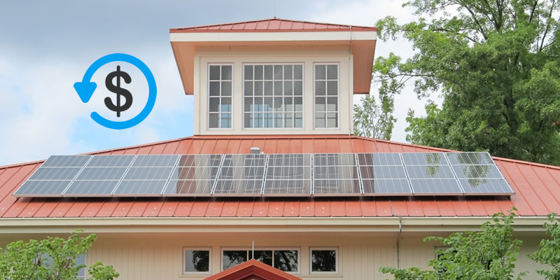 Solar energy incentives and rebates
