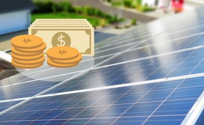 Cost-effective solar panels
