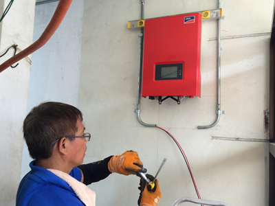 Inverters usually need more attention.
