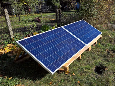 Orientation of solar panels is crucial for maximum efficiency.