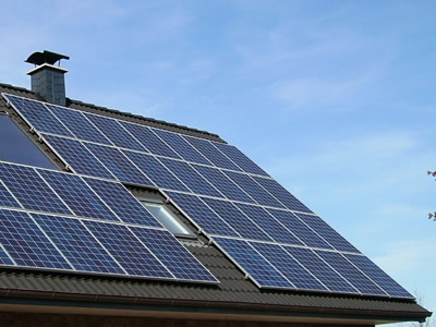 Solar panels actually protect your roof.
