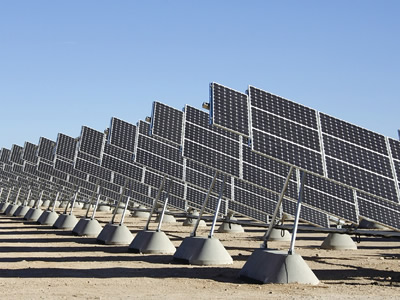 The maximum possible efficiency is important for solar farms.