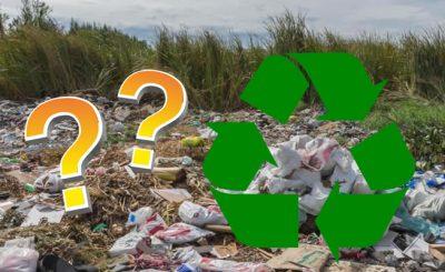 Plastic bag recycling