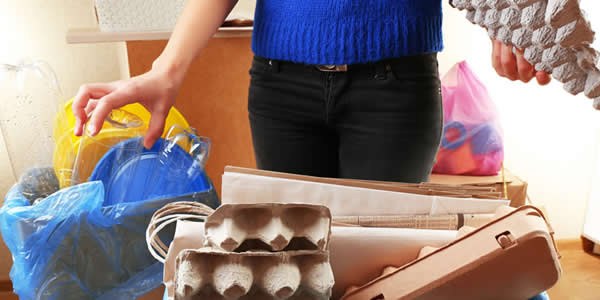 know how to sort your waste at home