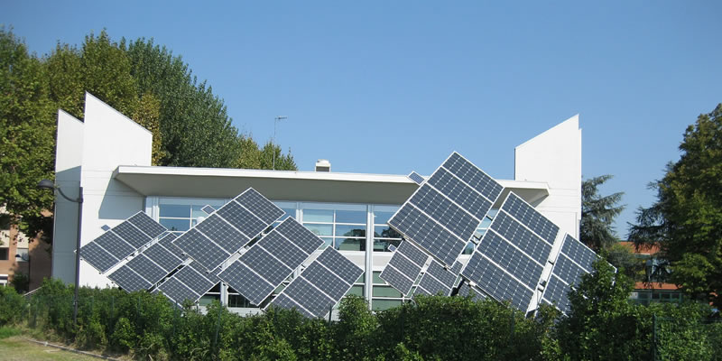 Types of PV systems