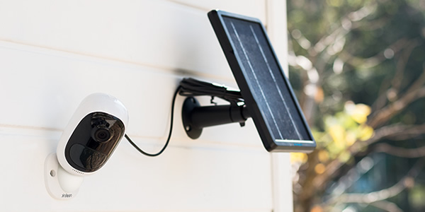Reolink Argus 2 solar-powered security camera