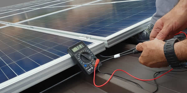 Solar power measurement