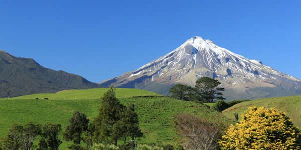 Volcano - Mount Taranaki