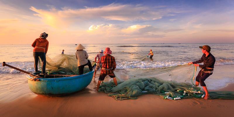 overfishing fisherman