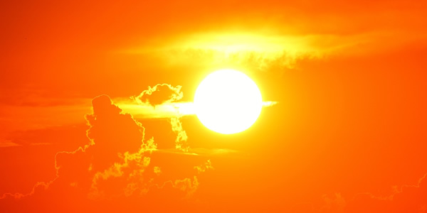 Sun activity affects climate