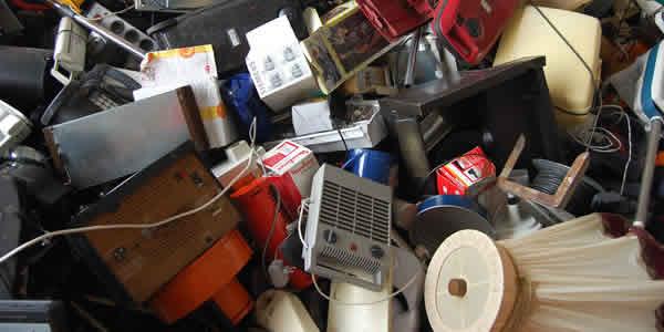 Old e-waste