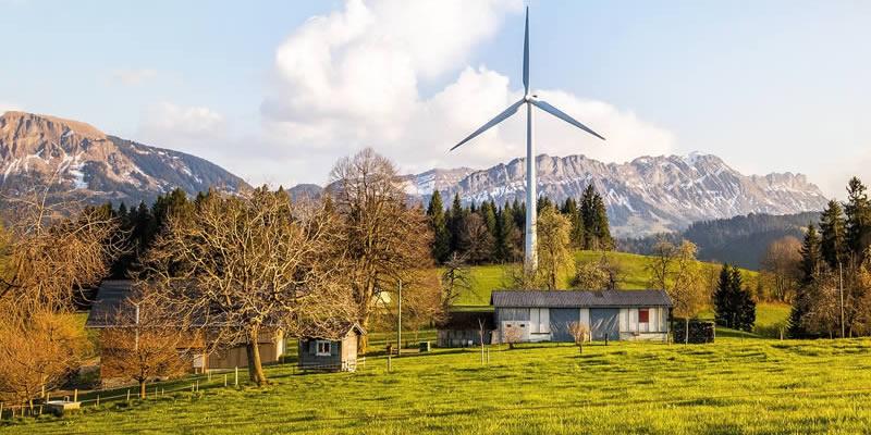 Home renewable energy options